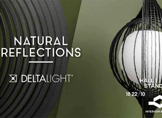 New collections by Delta Light at the Interieur Biennale