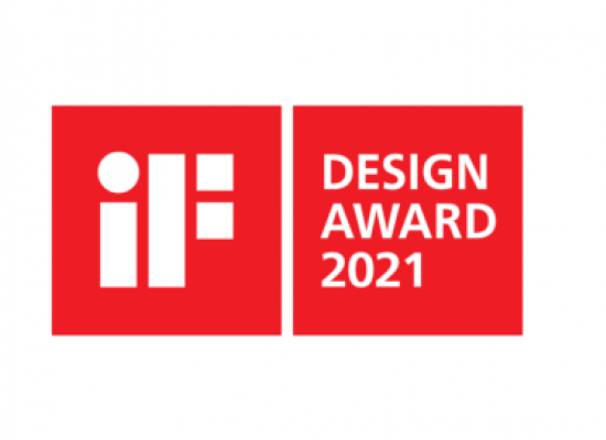 Nime receives iF Design Award 2021