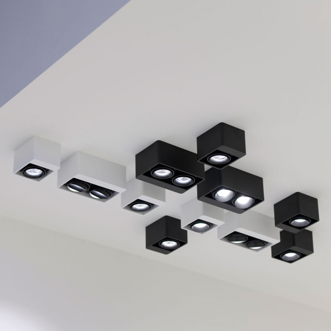 Boxter producten delta light for Plafondverlichting design