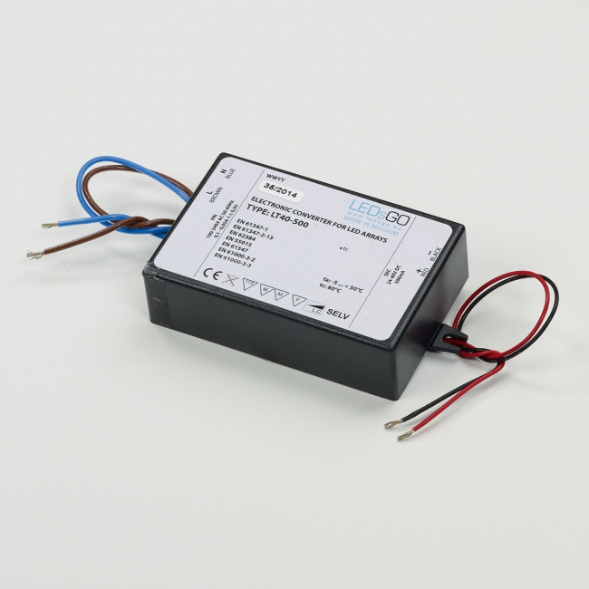 Led Power Supply 500ma Dc 22w Dim8 Products Delta Light