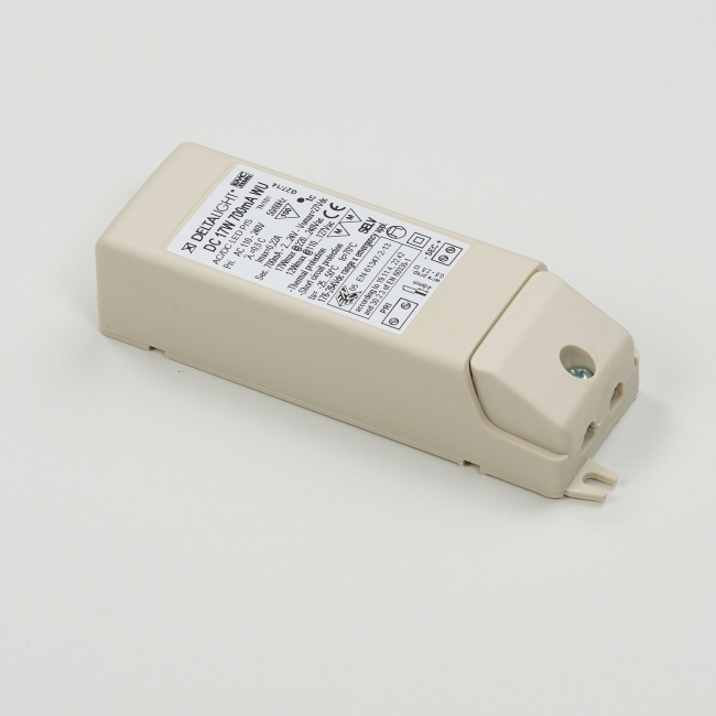 LED POWER SUPPLY 700mA-DC / 17W