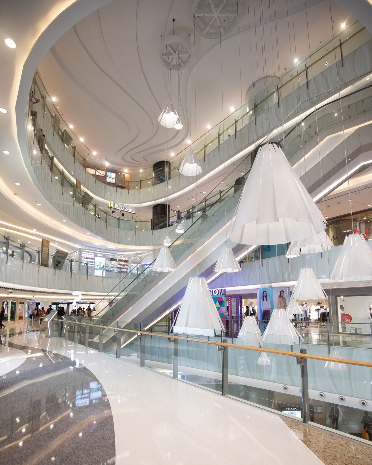 MOKO shopping mall (CN) - Project - Delta Light
