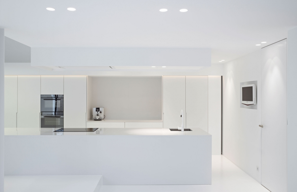 Private Residence Roeselare Be Project Delta Light