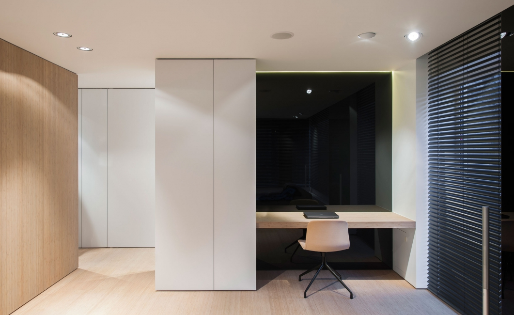 Private Residence Knesselare Be Project Delta Light