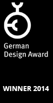 Special Mention  - German Design Award 2014