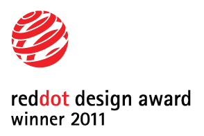 Red Dot Design Award 2011