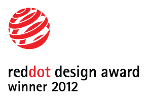 Red Dot Design Award 2012